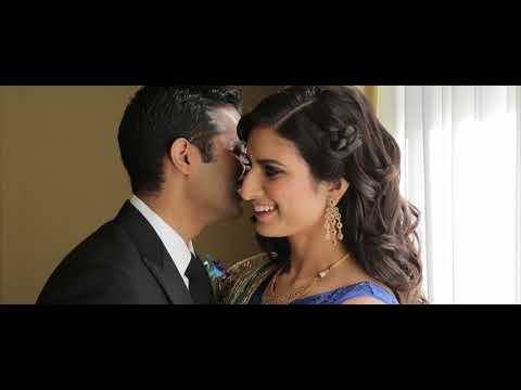Aashima + Chirag | Saratoga Cinematic Hindu Wedding Highlights