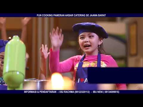 MASTER CHEF CILIK - FUN COOKING WITH CHILDREN