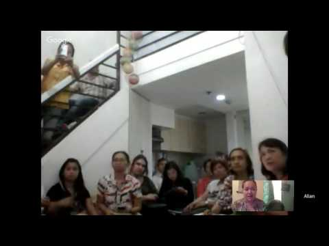 First Training Event of Zukul Philippines
