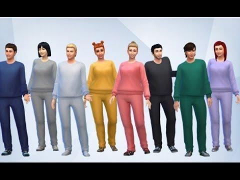 "Challenge: The Sims 4 "" Время похудеть""/ # 1 Начало"