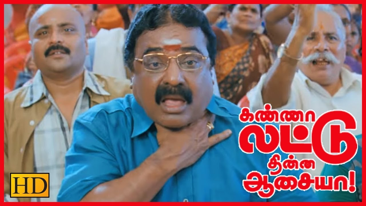 Download KLTA scenes   Sethu tries to impress vishakha singh   Santhanam joins as disciple to VTV Ganesh