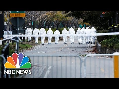 NYPD Holds Briefing On Terror Attack (Full) | NBC News