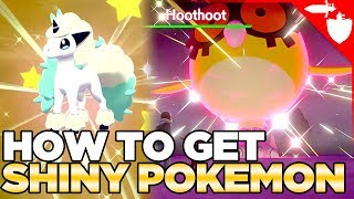 How to Get/Breed Shiny Pokemon in Pokemon Sword and Shield