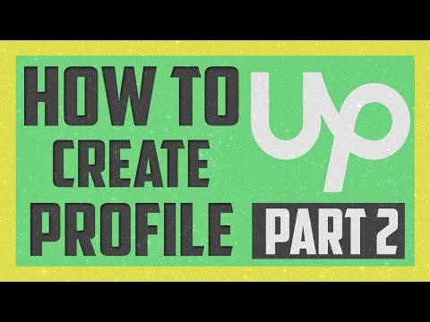 How to create new account in upwork Part 2. How to complete 100% upwork profile bangla tutorial