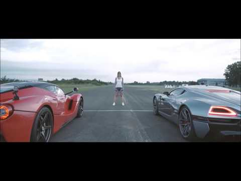 Most electrifying moment : Rimac 1 destroying the hypercars
