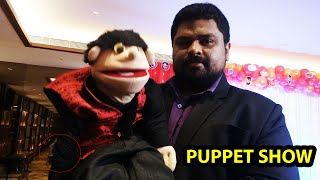 Puppet Show Ventriloquism  Ventriloquist in chennai