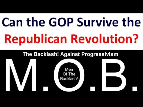 Can the GOP Survive The Republican Revolution?