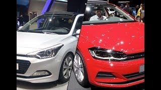 2018 Volkswagen Polo vs. 2017 Hyundai i20
