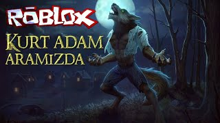 roblox werewolf game / english