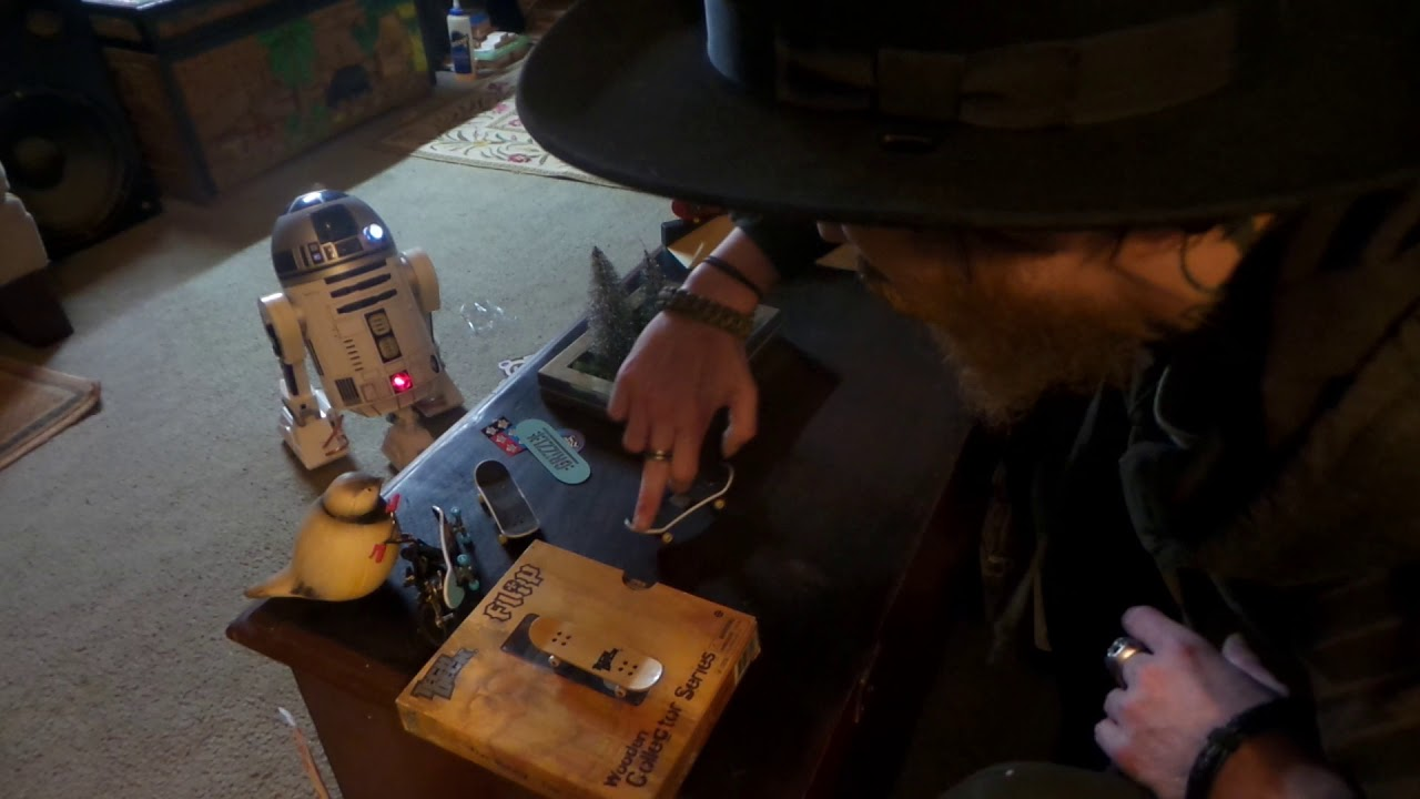 TECH DECK THANK YOU ULTRA RARE TOREY PUDWILL Series 13 Fingerboard Skateboard