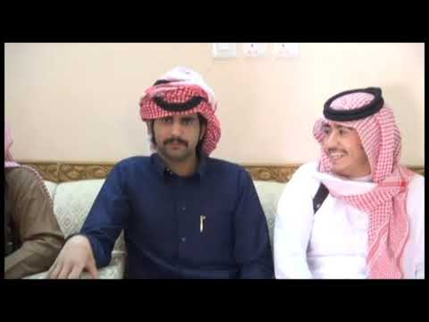 زواج الشابان محمد حسين ال حسون المشعلي تركي حسين ال حسون المشعلي