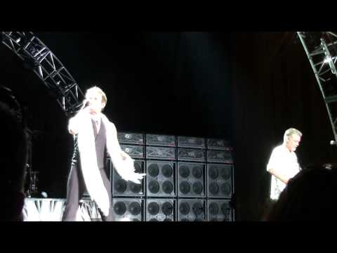 Van Halen  Light Up The Sky 8/3/15 Blossom Music Center