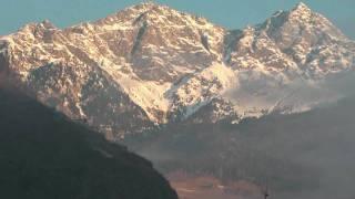 Deine Welt...Südtirol mit seinen beeindruckenden Bergen und Katzen