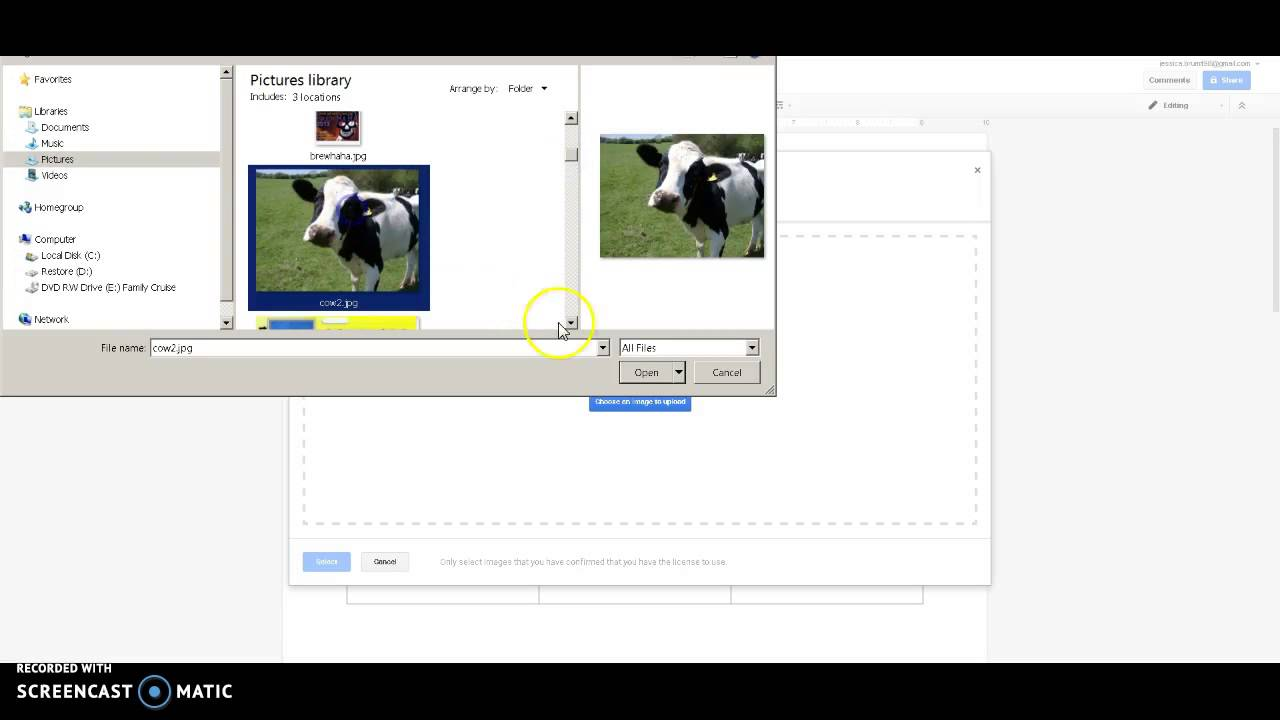 How to Create a Brochure on Google Docs - YouTube