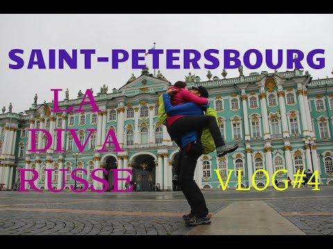 La Diva Russe   SAINT-PETERSBOURG [Vlog#4]