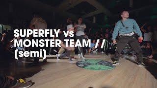 Półfinał Style Elements 22nd Anniversary Jam: Superfly vs Monster Team
