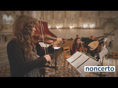 Castello - Sonata Secunda (noncerto 11.3 Pallade Musica) Classical Music Video