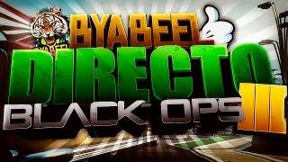 """EQUIPO TIGRE CONTRA EL MUNDO, EN DIRECTO """"BLACK OPS 3"""""""