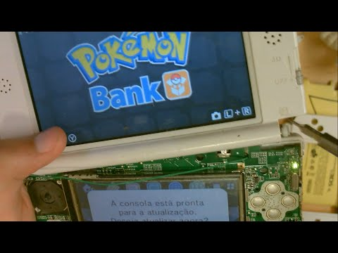 Repairing a 3DS XL with a broken hinge
