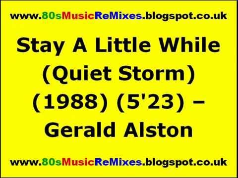 Quiet storm slow jams list songs