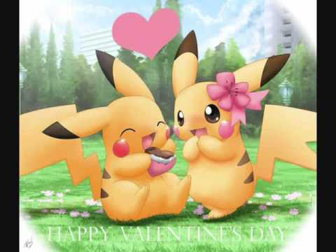 Pikachu's Love Story (Everytime We Touch) - YouTube