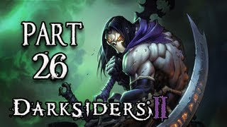 Darksiders 2 Walkthrough - Part 26 Boss Corrupted Guardian Let