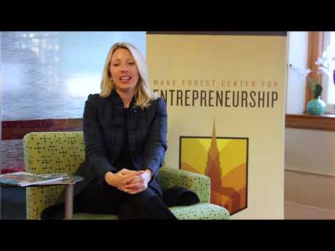 The Entrepreneurial Experience with Melissa Hawks
