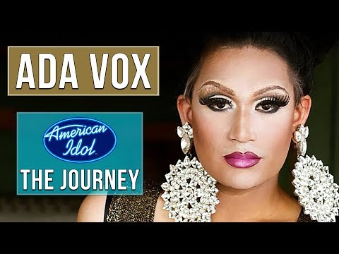The Story Of Singing Drag Queen Ada Vox And Her American Idol Journey