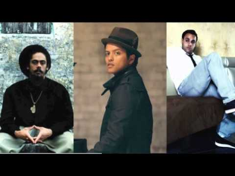 Bruno Mars - Liquor Store Blues Remix ft. Damian Marley & Timz