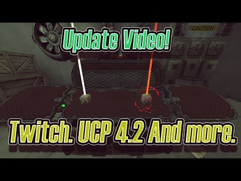 Update Video! UCP 4.2, BLCMM And Going Full-Time.