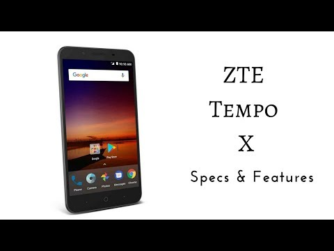 ZTE Tempo X Reviews, Specs & Price Compare