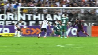 Melhores Momentos - Corinthians 2 x 1 Coritiba - Campeonato Brasileiro 2015
