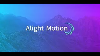 Alight motion tutorial | Stroke colour tutorial