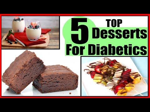 Best Diabetic friendly desserts | The top Dessert recipes for diabetics in 2015