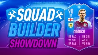 EPIC EOE CROUCH SQUAD BUILDER SHOWDOWN! FIFA 19 ULTIMATE TEAM