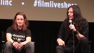 'Lords of Chaos' Q&A |  Scary Movies XI