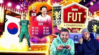 FIFA 19:HEADLINERS PACK OPENING + Weekend League Schwitzen !!