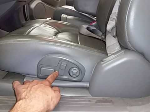 cf0495 2005 cadillac deville dhs driver side front seat youtube Jeep Cherokee Driver Seat cf0495 2005 cadillac deville dhs driver side front seat