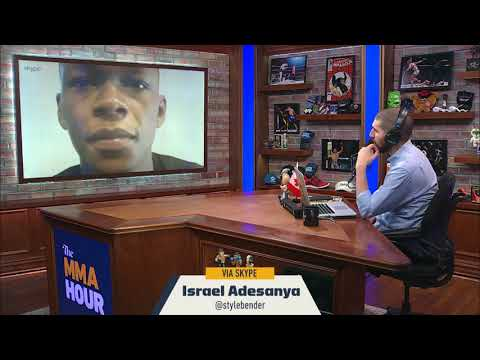Israel Adesanya Expects to Fight 'Old and Wrinkly' TUF Winner in Next UFC Outing