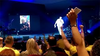 Freddie Mercury's 70th Montreux Birthday 2016 : Peter Freestone & Jim Beach Opening Statements