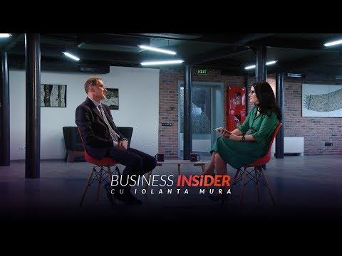BUSINESS INSiDER cu Iolanta Mura și Yigal Katsif, antreprenor