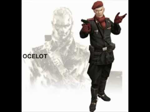 Metal Gear Solid 3 Ocelot Theme (Boss Battle)