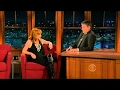 Late Late Show with Craig Ferguson 9/22/2009 Reba McEntire, Dave Annable