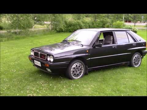 Lancia Delta HF Integrale Review