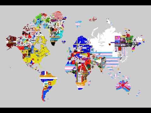 April 05, 2019 - Pixels World War - 24 Hours Time Lapse
