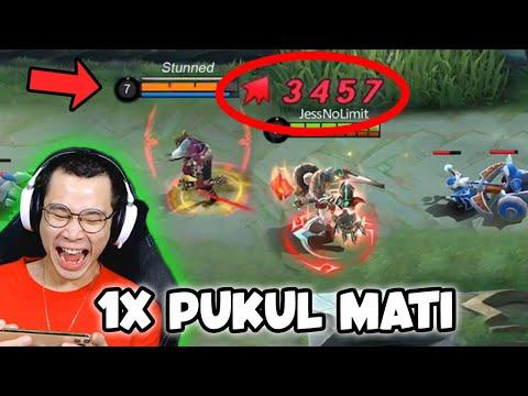 Hack Cheat 1x Pukul Mati Terbaru, Anti Banned - Mobile Legends