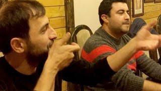 Mirt Qafiye / Saatnan Gorur / Reshad, Perviz, Aydin, Vuqar, Mehman / Stolustu Deyishme Meyxana 2015