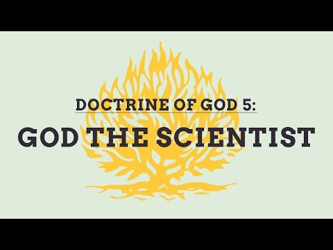 God The Scientist