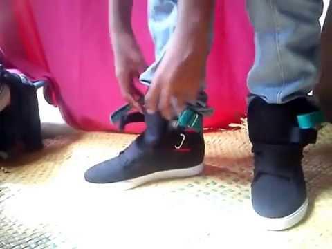 Nuevos zapatos ivano stk muy cool