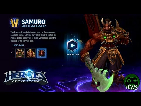 HARSH WINDS BUILD ON SAMURO, DOES IT WORK? (HotS)